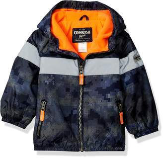 Osh Kosh OshKosh Baby Boys Midweight Active Fleece Lined Jacket