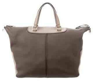 Tod's Tri-Color Shoulder Bag gold Tri-Color Shoulder Bag