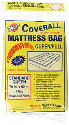 Warp Brothers CB-70 Banana Bags Mattress Bag for Queen or Full