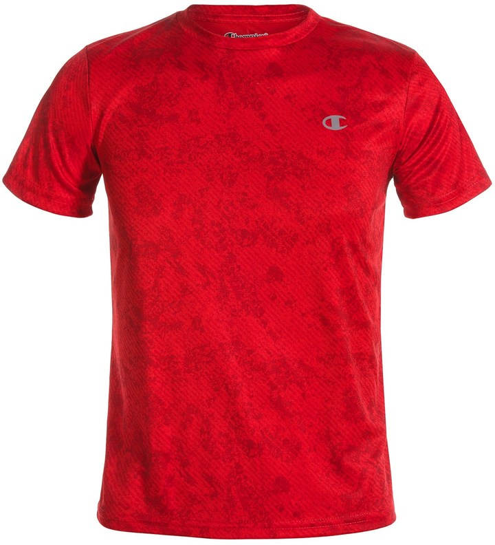 Champion Printed T-Shirt - Short Sleeve (For Big Boys)