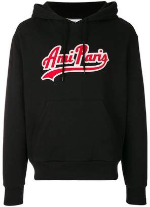 Ami Alexandre Mattiussi Hoodie With Ami Paris Patch