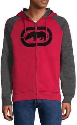 Ecko Unlimited Unltd Long Sleeve Fleece Logo Hoodie