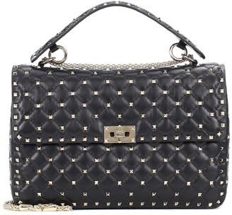 Valentino Rockstud Spike Large leather shoulder bag