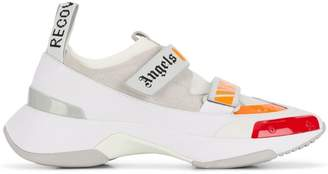 Palm Angels chunky sole sneakers