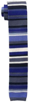 Etro Stripe Knit Tie