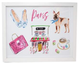Boston Warehouse Fashionable Cities: Paris Framed Art