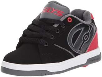 Heelys Boy's Propel 2.0 Running Shoes, Black/Red/Grey