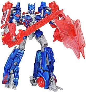 Transformers Reveal the Shield Premier Voyager Optimus Prime