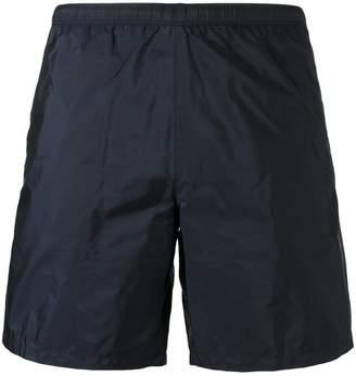 Prada elasticated waistband swim shorts