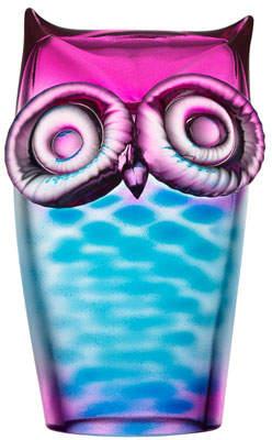 Orrefors Kosta Boda My Wide Life Owl Figurine