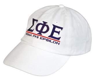 Express Design Group Sigma Phi Epsilon World Famous Line Hat