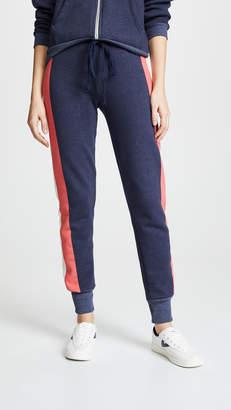 Wildfox Couture Varsity Stripe Sweatpants