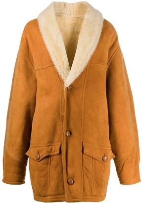 A.N.G.E.L.O. Vintage Cult 1980's shearling coat