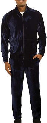 Steve Harvey Velour Track Suit