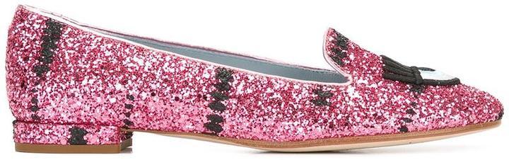 Chiara FerragniChiara Ferragni 'Flirting' slippers