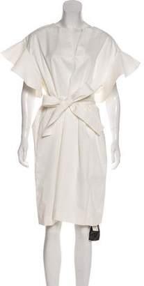 Chloé Short Sleeve Casual Dress
