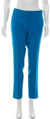 Proenza Schouler Wool Mid-Rise Pants