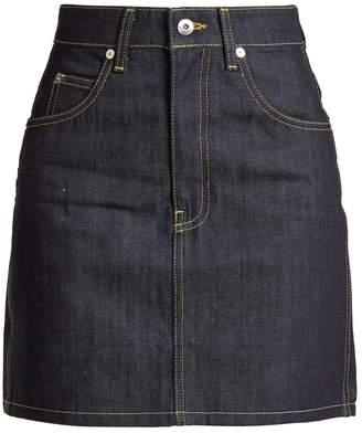 EVE DENIM Tallulah denim mini skirt