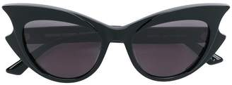 McQ Eyewear cat eye sunglasses