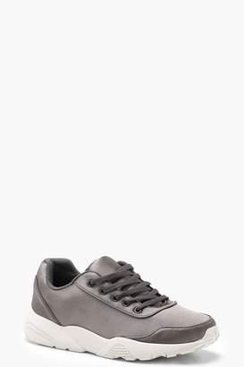 boohoo Chunky Sole Sneakers