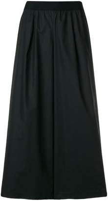 Maria Calderara cropped wide-leg trousers