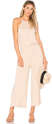 Clayton Marley Cropped Jumpsuit