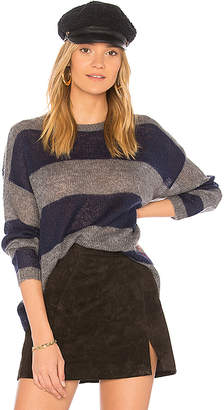 Sundry Heart Loose Knit Sweater