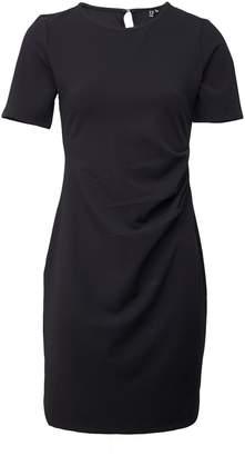Dorothy Perkins Womens *Izabel London Black Ruched Shift Dress