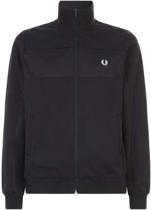 Fred Perry Panelled Track Jacket