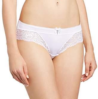 Evollove Women's Castaspell Plain Bikini,(Manufacturer Size: Small)