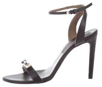 Proenza Schouler Embellished Leather Sandals