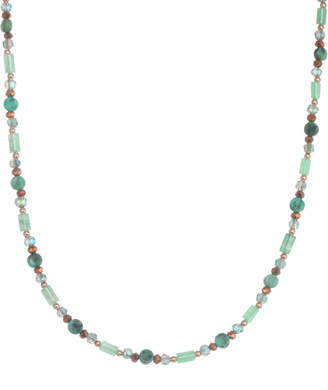 Lush Michal Golan Jewelry Forest Choker Necklace