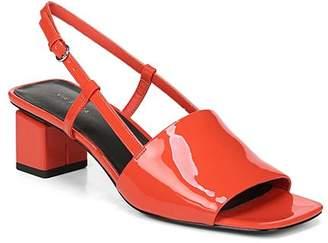 3a78f811e35 Via Spiga Women s Florian Block Heel Slingback Sandals