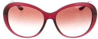 Versace Round Greca Sunglasses