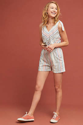 4OUR Dreamers July Striped Romper