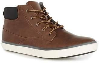 Topman Mens Brown Tan Parker Cuff Boots
