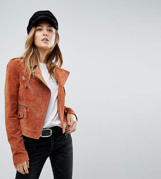 Asos Tall TALL Suede Jacket