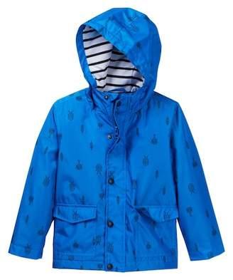 Joe Fresh Rain Jacket (Toddler & Little Boys)