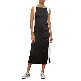 Kenneth Cole Women's Grosgrain Trimmed Dress