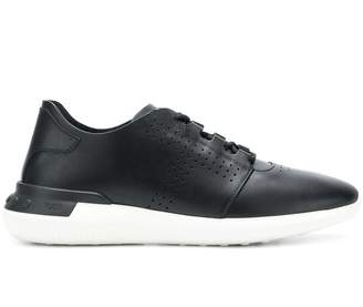 Tod's perforated lace-up sneakers