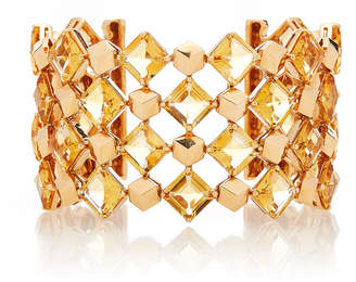 Paolo Costagli Citrine Very PC Cuff
