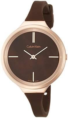 Calvin Klein Women's Watch K4U236FK