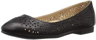 Annie Shoes Women's Esteppe Wide Calf Flat $13.60 thestylecure.com
