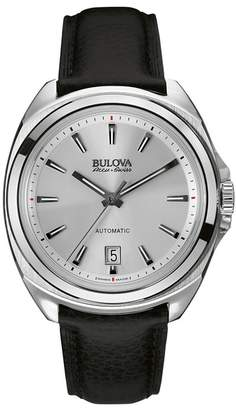 Bulova Men's Telc Swiss Automatic Watch, 42mm