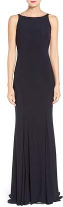 Mac Duggal IEENA FOR Jersey Gown