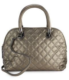 Cole Haan  Benson Quilted Leather Crossbody Bag