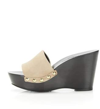 Marion Parke Benny   Wedge Slide Sandal