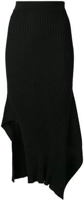 Stella McCartney draped knitted skirt