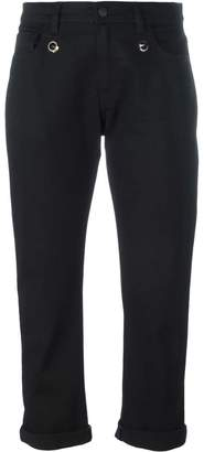 Fendi cropped trousers