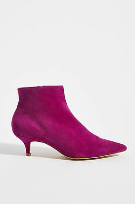 Shoe The Bear Kitten-Heeled Ankle Boots
